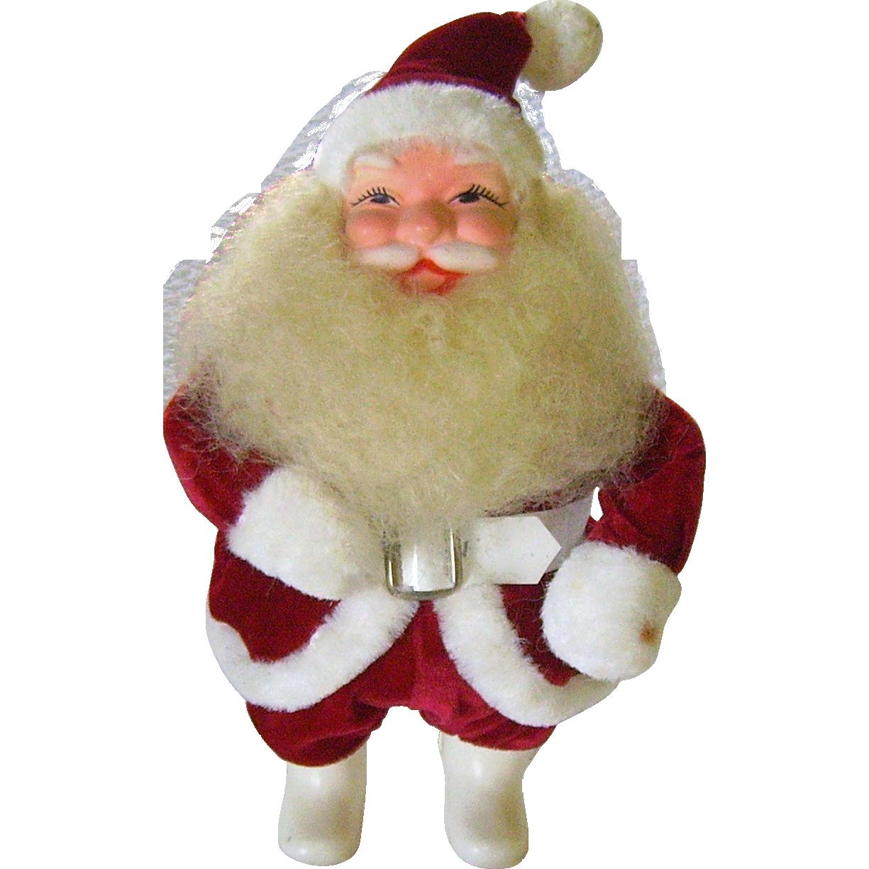 Vintage Santa Doll 113