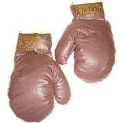 RARE Vintage Child's Everlast Popeye Boxing Gloves