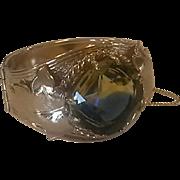 Sarah Coventry Versailles Art Glass Bracelet