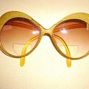 Vintage 1980s German Designer Saphira Sunglasses