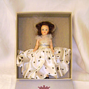 Lady Hampshire Hard Plastic Sleep Eyes Doll Nancy Ann