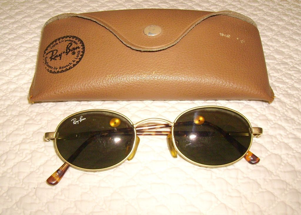 vintage ray bans  Vintage Ray Ban Arista Sunglasses In Original Case SOLD on Ruby Lane