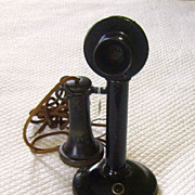 1915 Western Electric Company Candlestick Telephone