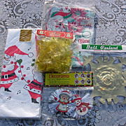 Vintage Christmas Decorating Set