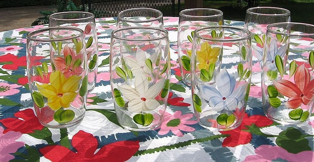 Gay Fad Studios Drinking Glass Set