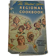 1947 The United States Regional Cookbook
