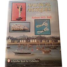 """First Edition """"Nautical Antiques"""" Price Guide"""