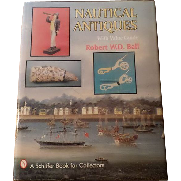 """First Edition """"Nautical Antiques"""" Price Guide : Cheries"""