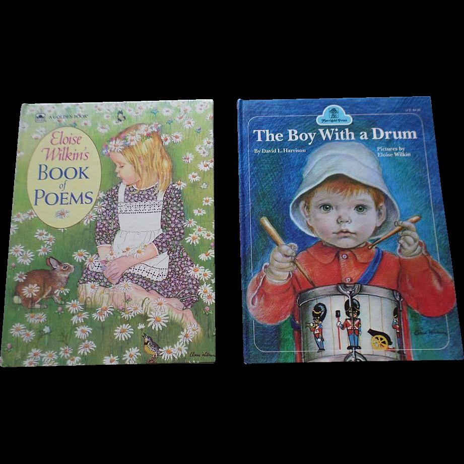 Eloise Wilkin Large Book Set