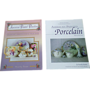 American Painted Porcelain Price and Reference Guides - Red Tag Sale Item