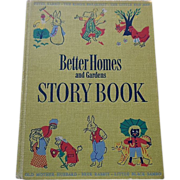 1950 First Edition Better Homes and Gardens Storybook