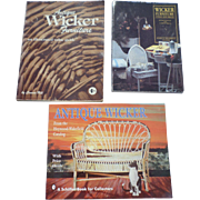 Wicker Furniture and Accessories Price Guide Set