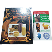 American Art Pottery Reference Book Set