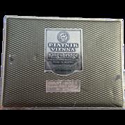 Piatink Vienna Kingsbridge 24KT Gold Tipped Playing Cards Set