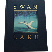 1989 First Edition Swan Lake Children Book