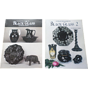 A Collector's Guide To Black Glass Volume 1 and 2 Set