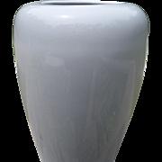 Rare 1956 Kohler Company Arts Industry Gray Pottery Vase