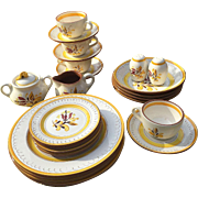 Stangl Pottery Provincial Dinnerware Set