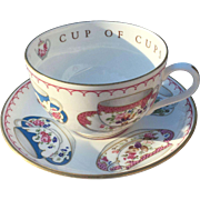 1995 Royal Worcester Cup Of Cups