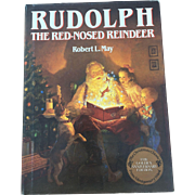 Montgomery Ward Anniversary Edition Rudolph the Red Nosed Reindeer Robert L. May