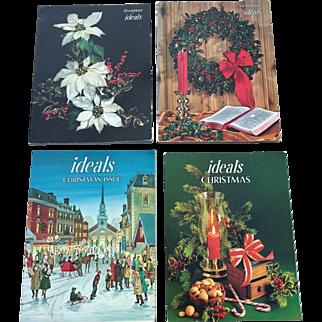 Christmas Ideals Publication Magazines