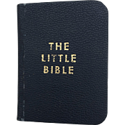 Miniature The Little Bible