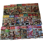 Out of Print Country Collectibles Magazine Set