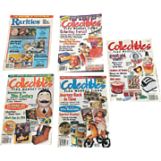 Collectibles Flea Market Finds Magazine Set