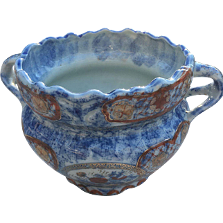 Japanese Porcelain Planter