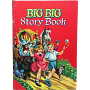 1955 Whitman Big Big Story Book