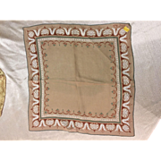Tammis Keefe Designer Hankerchief With KimBall Label