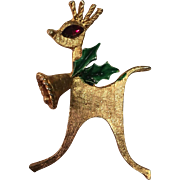 LJM Reindeer Pin