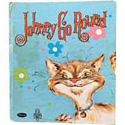 1960 Whitman Tell A Tale Books Johnny Go Round