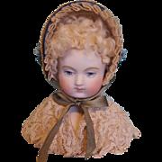 Beautiful Fanchon Bonnet, in the Huret Manner, Artist-Made