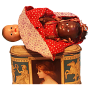 Topsy Turvy, Vintage Composition Babies