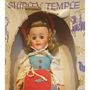 Vintage Shirley Temple, 1950's, Original Box, Little Bo Peep