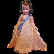 Vintage Madame Alexander Cissette Doll