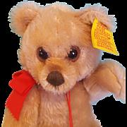 """Charming Vintage Mohair Steiff Bear, 7.5"""""""