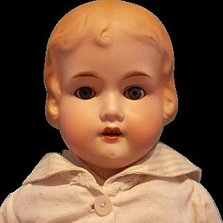 All Original & Hard To Find AM Kiddie Joy Bisque Head Antique Doll