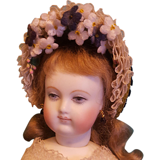 Darling Huret Fanchon Bonnet ~ Artist Made