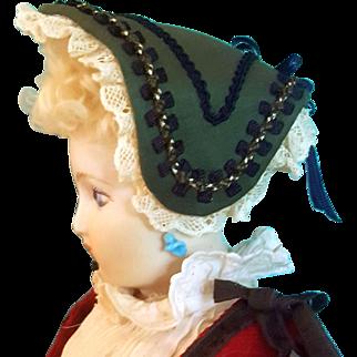 Fanchon Bonnet for Huret Reproduction ~ Artist-Made