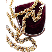 Accessocraft 36 inch chain necklace