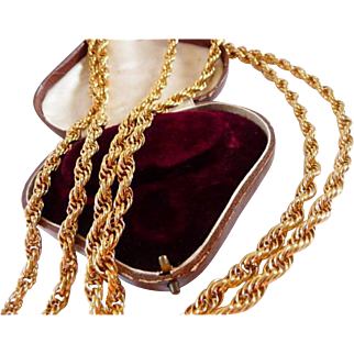 Vendome Prince of Wales necklace chain