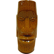 Orchids of Hawaii R-72 Moai Vintage Tiki Mug