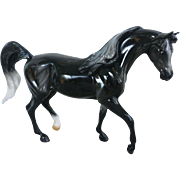 Breyer Horse 2010 Fun Days Onyx Limited Edition Model Rare
