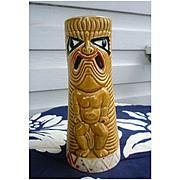 Rare Tiki Mug from The Waikiki in Washington DC 1950's 60's