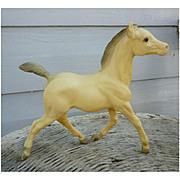 Vintage Alabaster Running Foal Breyer Horse Mold # 130