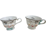 Baileys Irish Cream His and Hers Yum Cups 1996