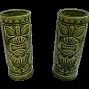 Orchids of Hawaii R-5 Green Ku Vintage Tiki Mug