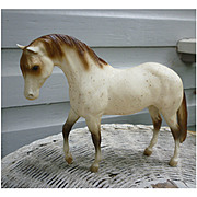 Vintage American Indian Pony Breyer Horse Mold # 64